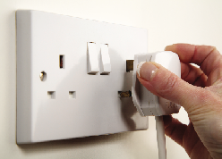 soselectric electrical services london double plug
